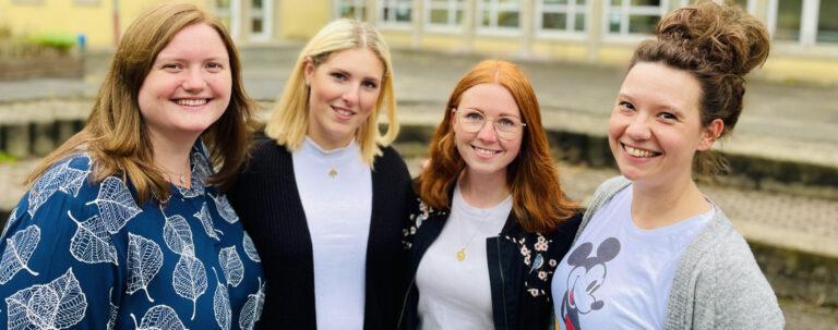 Das Team der Schulsozialarbeiterinnen